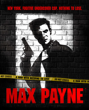 Cover for Max Payne.