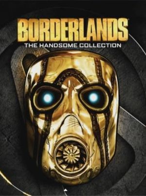 Cover for Borderlands The Handsome Collection.