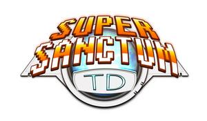 Cover for Super Sanctum TD.