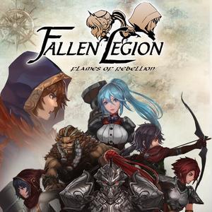Cover for Fallen Legion.