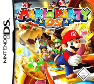 Cover for Mario Party DS.