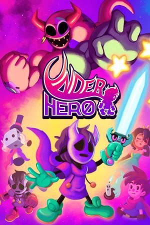 Cover for Underhero.