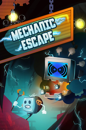 Cover for Mechanic Escape.