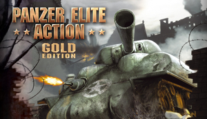 Cover for Panzer Elite Action: Fields of Glory.