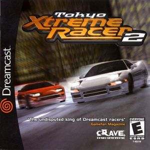 Cover for Tokyo Xtreme Racer 2.