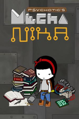 Cover for MechaNika.