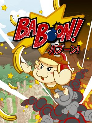 Cover for Baboon!.