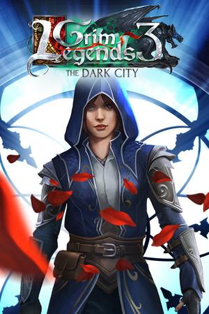 Cover for Grim Legends 3: The Dark City.