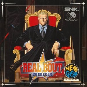 Cover for Real Bout Fatal Fury.