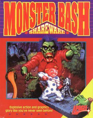 Cover for Monster Bash.