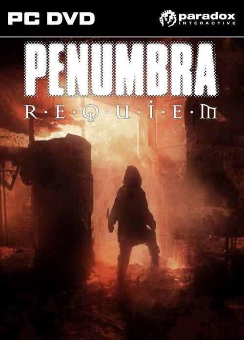 Cover for Penumbra: Requiem.