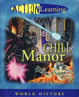 Cover for Chill Manor.