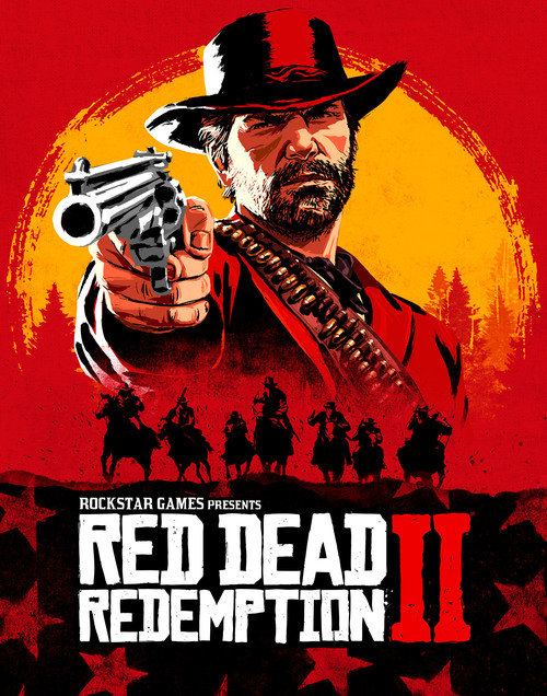 Cover for Red Dead Redemption 2.