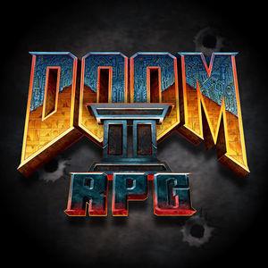 Cover for Doom II RPG.