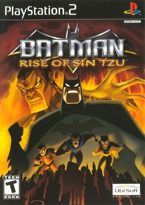 Cover for Batman: Rise of Sin Tzu.