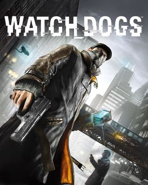 Cover for Watch Dogs.