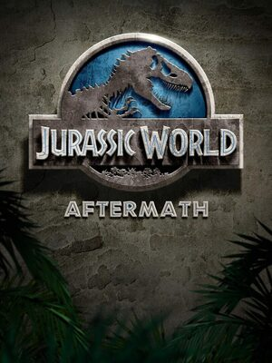 Cover for Jurassic World Aftermath.