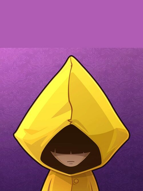 Cover for Very Little Nightmares.