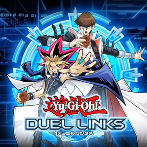 Cover for Yu-Gi-Oh! Duel Links.