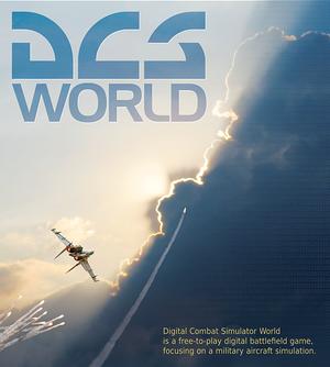 Cover for Digital Combat Simulator.