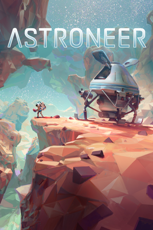 Cover for Astroneer.