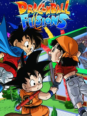 Cover for Dragon Ball Fusions.