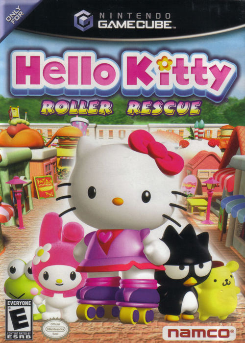 Cover for Hello Kitty: Roller Rescue.