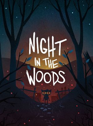 Cover for Night in the Woods.