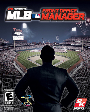 Cover for MLB Front Office Manager.