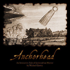 Cover for Anchorhead.