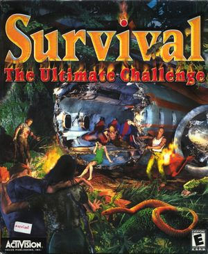 Cover for Survival: The Ultimate Challenge.
