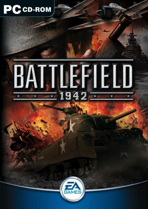 Cover for Battlefield 1942.