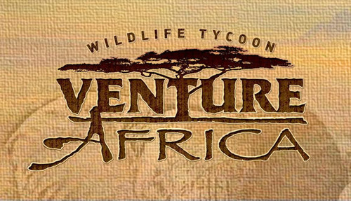 Cover for Wildlife Tycoon: Venture Africa.