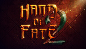 Cover for Hand of Fate 2.