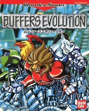 Cover for Buffers Evolution.