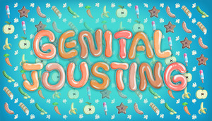 Cover for Genital Jousting.
