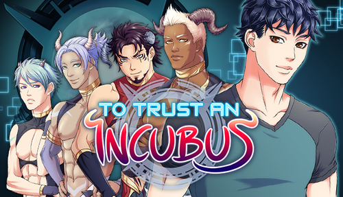 Cover for To Trust an Incubus.