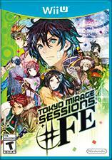 Cover for Tokyo Mirage Sessions ♯FE.