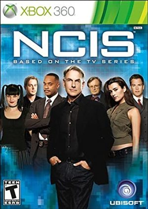 Cover for NCIS Game.