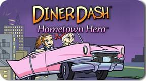 Cover for Diner Dash: Hometown Hero.