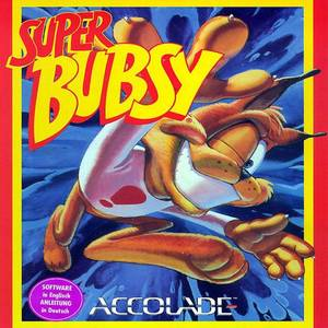 Cover for Bubsy in Claws Encounters of the Furred Kind.
