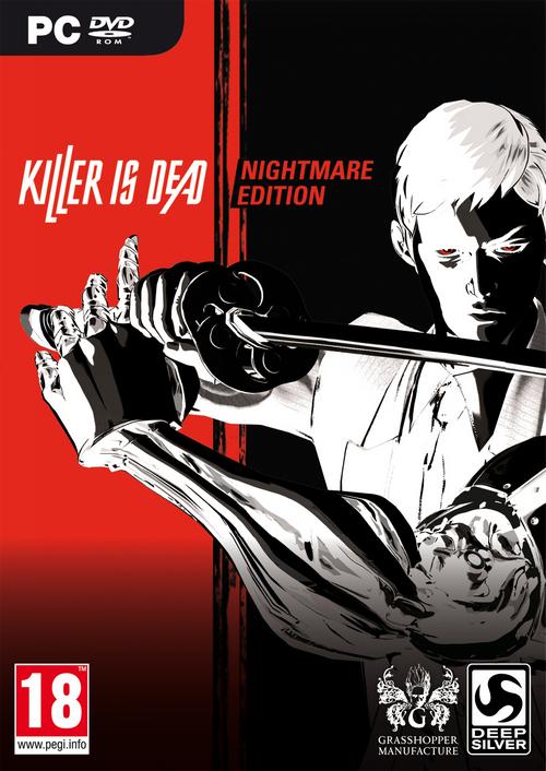 Cover for Killer Is Dead.