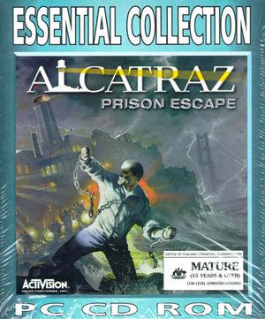 Cover for Alcatraz: Prison Escape.