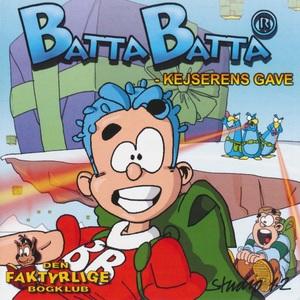 Cover for Batta Batta: Kejserens Gave.