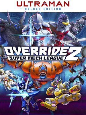 Cover for Override 2: Super Mech League.