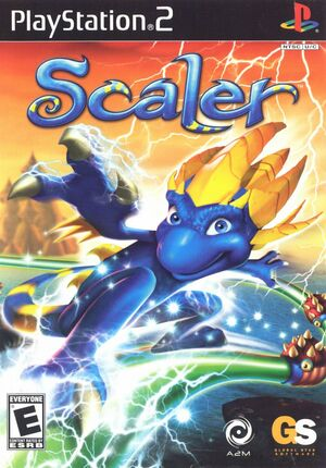 Cover for Scaler.