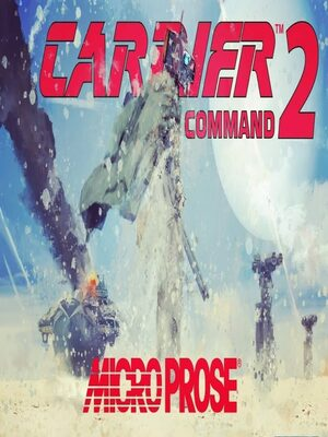 Cover for Carrier Command 2.