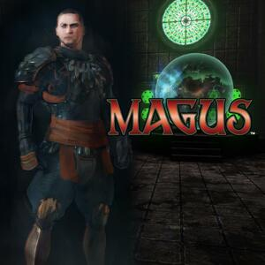 Cover for Magus.