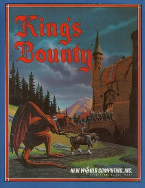 Cover for King's Bounty.