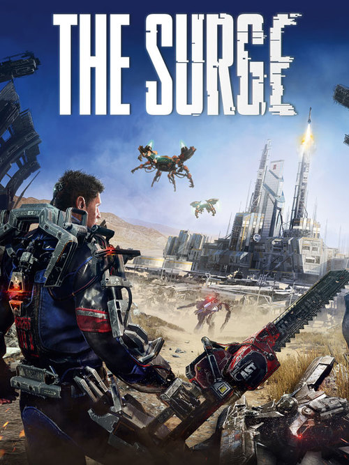 Cover for The Surge.